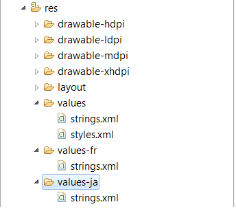 Localizing Strings