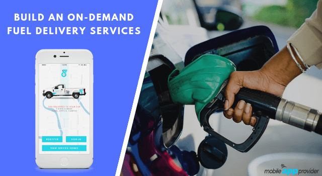 On-demand Fuel Delivery Services