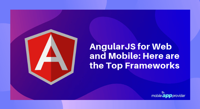 Top Angularjs Frameworks